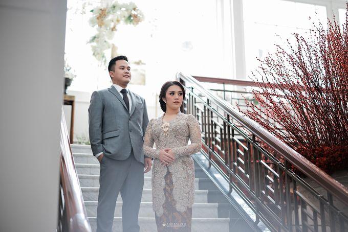 Vira Wildan Intimate Wedding Day by Chandira Wedding Organizer - 026