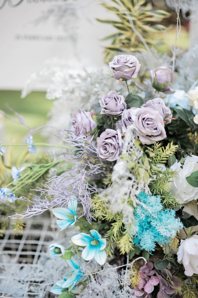 Vira Wildan Intimate Wedding Day by Chandira Wedding Organizer - 018