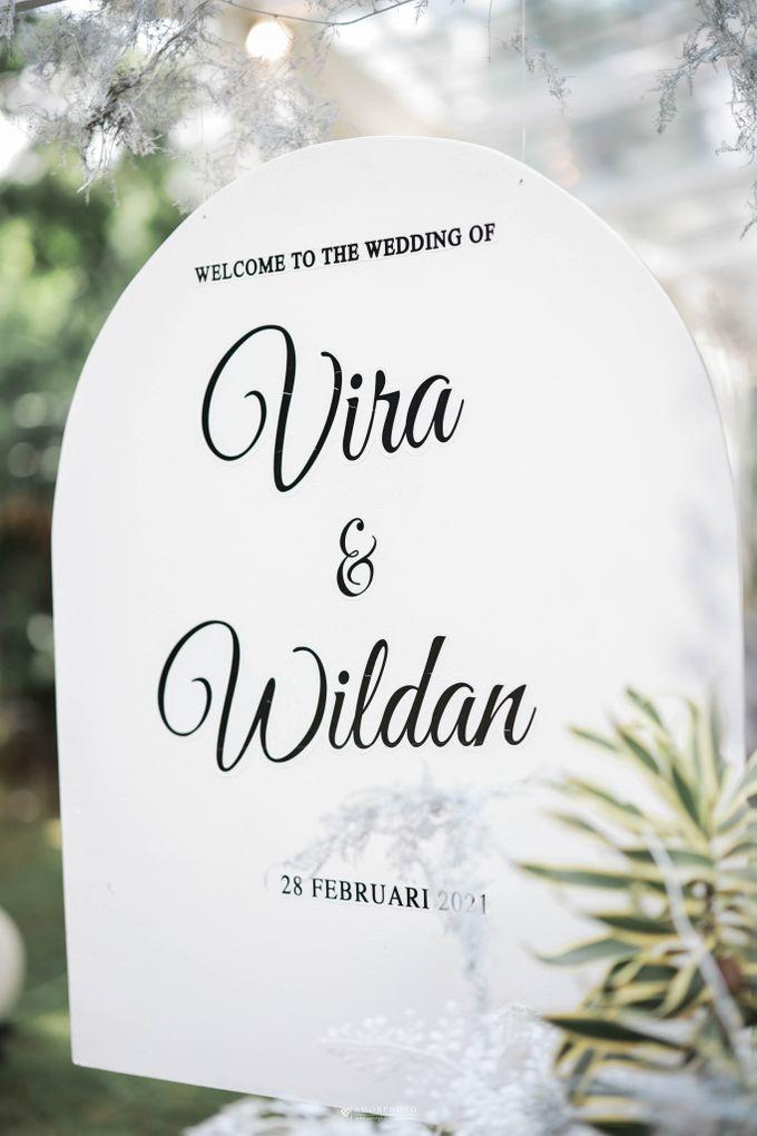 Vira Wildan Intimate Wedding Day by Chandira Wedding Organizer - 027