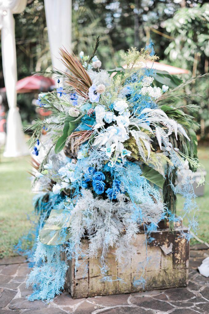 Vira Wildan Intimate Wedding Day by Chandira Wedding Organizer - 035