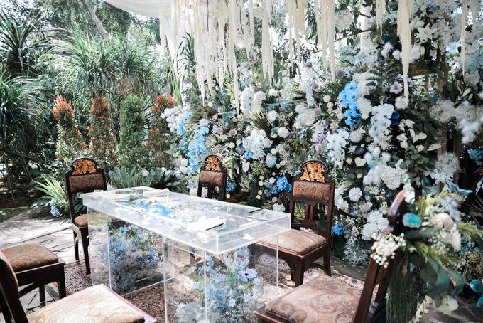 Vira Wildan Intimate Wedding Day by Chandira Wedding Organizer - 041