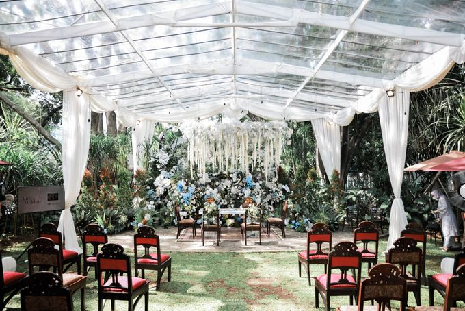 Vira Wildan Intimate Wedding Day by Chandira Wedding Organizer - 042