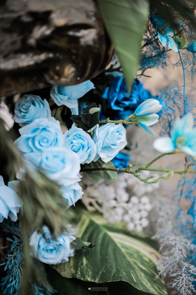 Vira Wildan Intimate Wedding Day by Chandira Wedding Organizer - 009