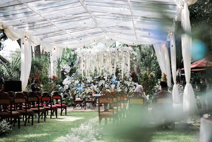 Vira Wildan Intimate Wedding Day by Chandira Wedding Organizer - 034