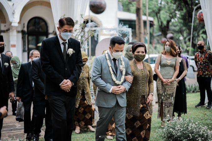 Vira Wildan Intimate Wedding Day by Chandira Wedding Organizer - 021