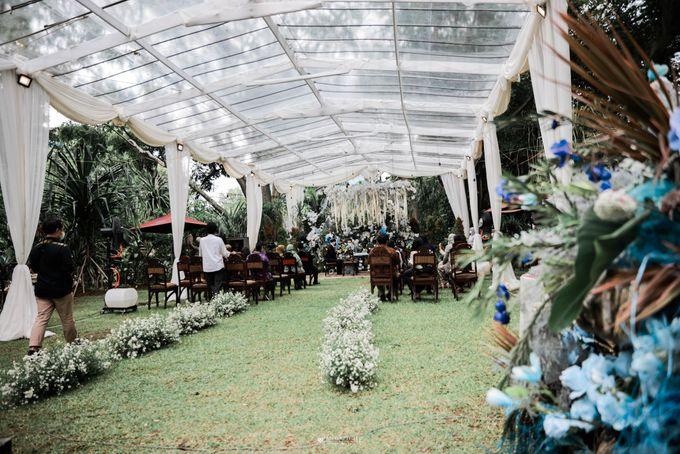 Vira Wildan Intimate Wedding Day by Chandira Wedding Organizer - 040