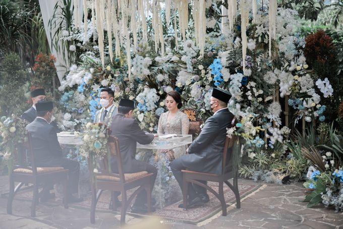 Vira Wildan Intimate Wedding Day by Chandira Wedding Organizer - 032