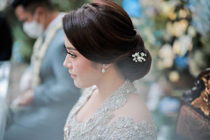 Vira Wildan Intimate Wedding Day by Chandira Wedding Organizer - 019