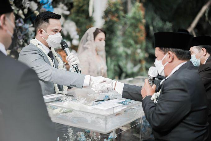 Vira Wildan Intimate Wedding Day by Chandira Wedding Organizer - 005