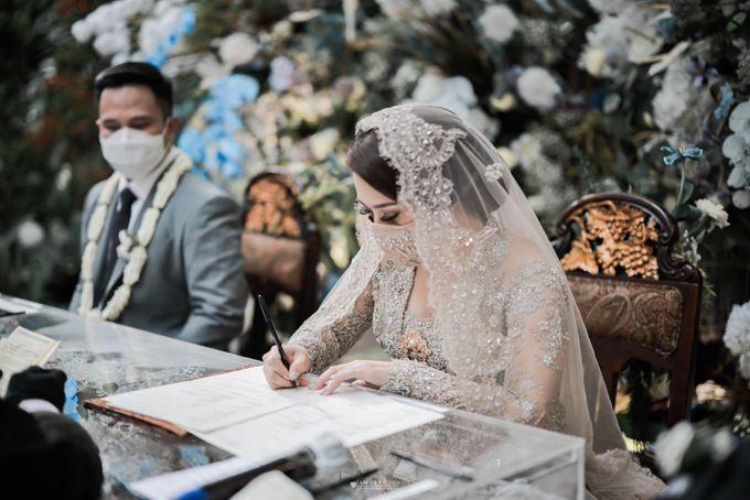 Vira Wildan Intimate Wedding Day by Chandira Wedding Organizer - 011