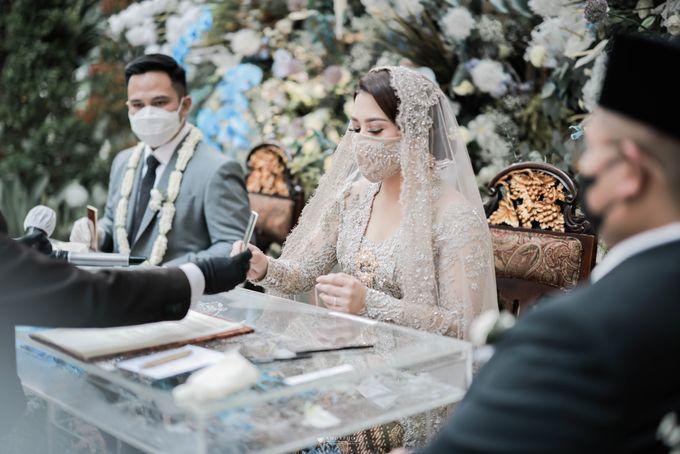 Vira Wildan Intimate Wedding Day by Chandira Wedding Organizer - 008