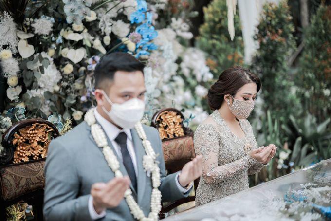 Vira Wildan Intimate Wedding Day by Chandira Wedding Organizer - 016