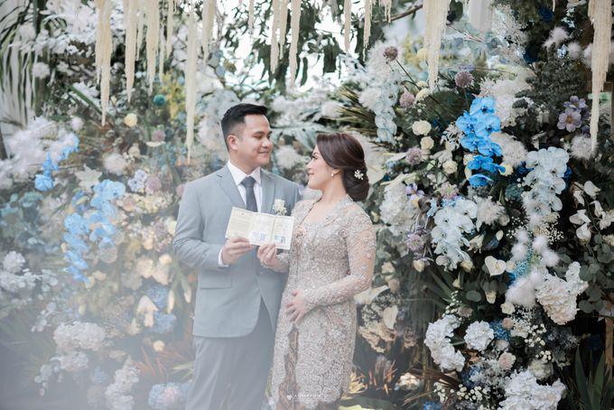 Vira Wildan Intimate Wedding Day by Chandira Wedding Organizer - 025