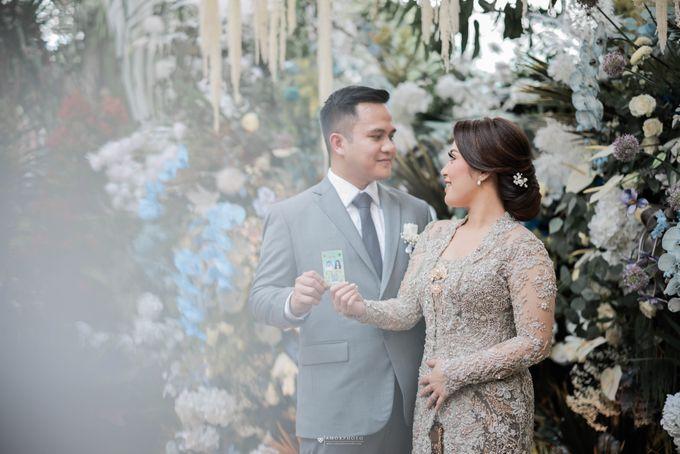 Vira Wildan Intimate Wedding Day by Chandira Wedding Organizer - 012