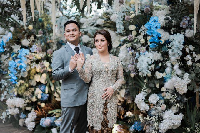 Vira Wildan Intimate Wedding Day by Chandira Wedding Organizer - 029