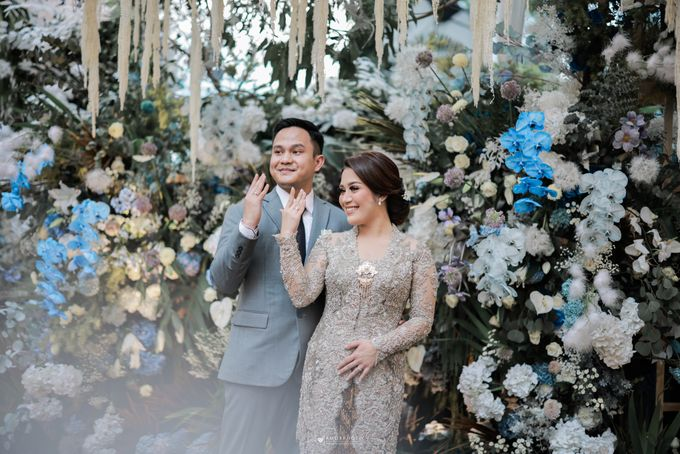 Vira Wildan Intimate Wedding Day by Chandira Wedding Organizer - 028