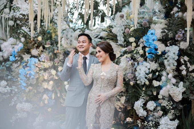 Vira Wildan Intimate Wedding Day by Chandira Wedding Organizer - 050