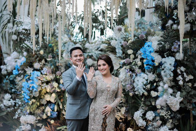 Vira Wildan Intimate Wedding Day by Chandira Wedding Organizer - 043