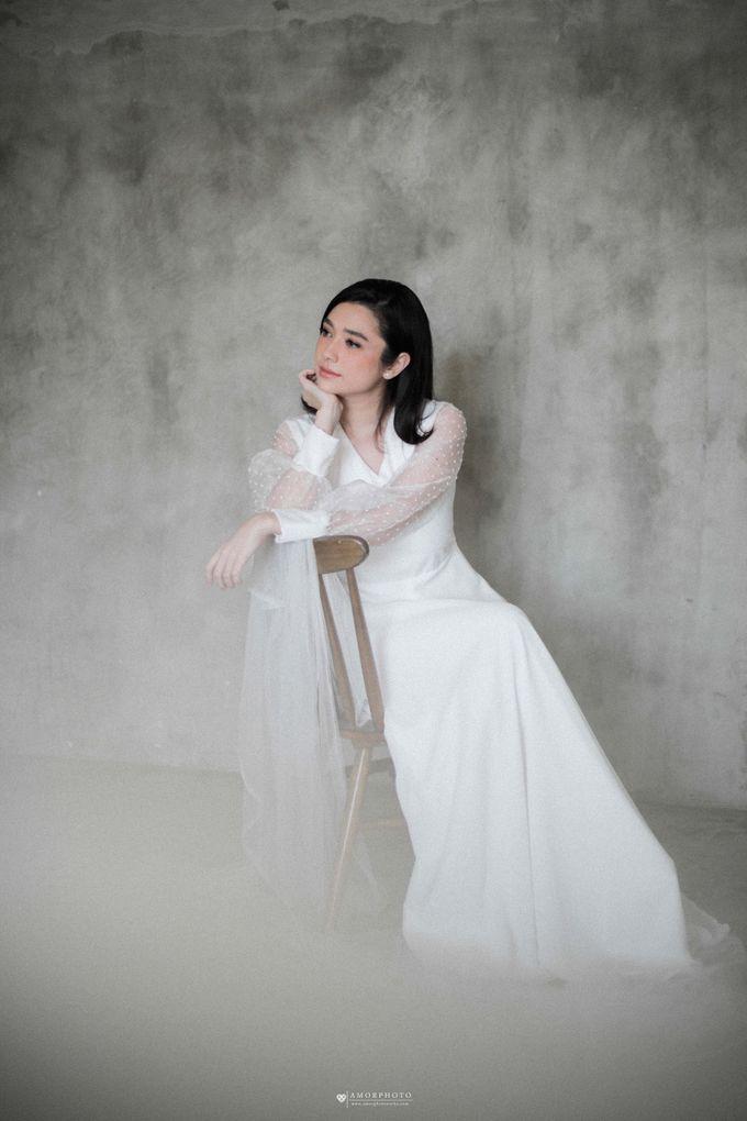 Gown Amanda Rigby by Amorphoto - 001