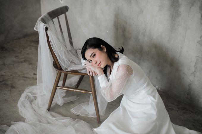 Gown Amanda Rigby by Amorphoto - 006
