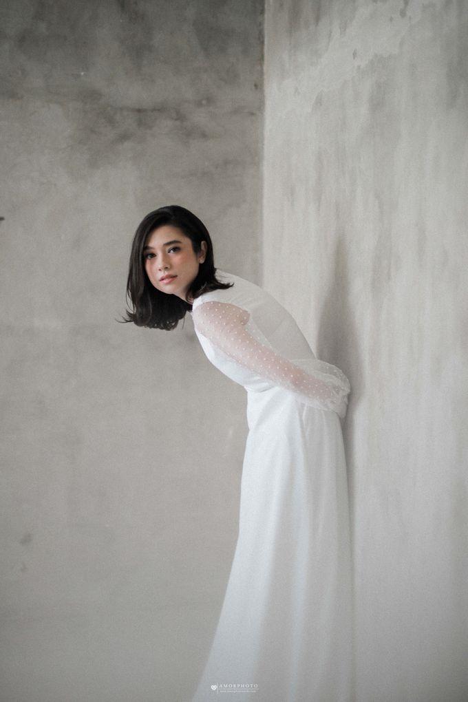 Gown Amanda Rigby by Amorphoto - 007