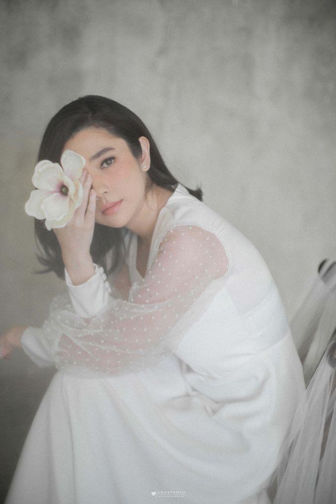Gown Amanda Rigby by Amorphoto - 009