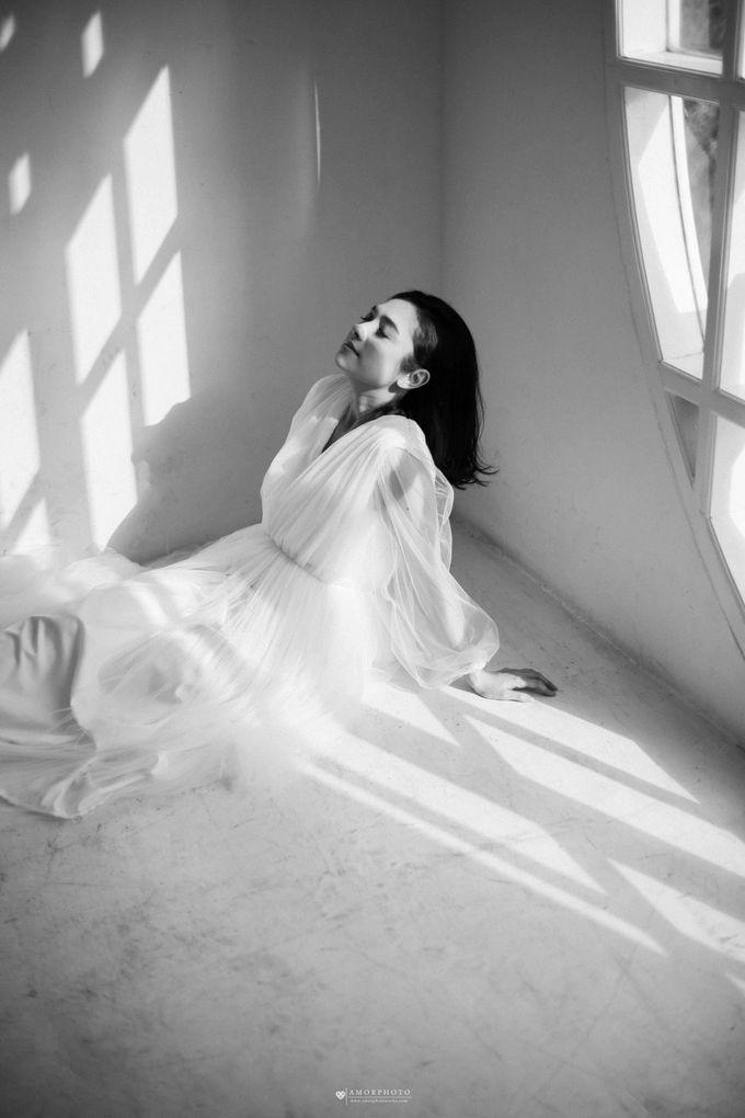Gown Amanda Rigby by Amorphoto - 013