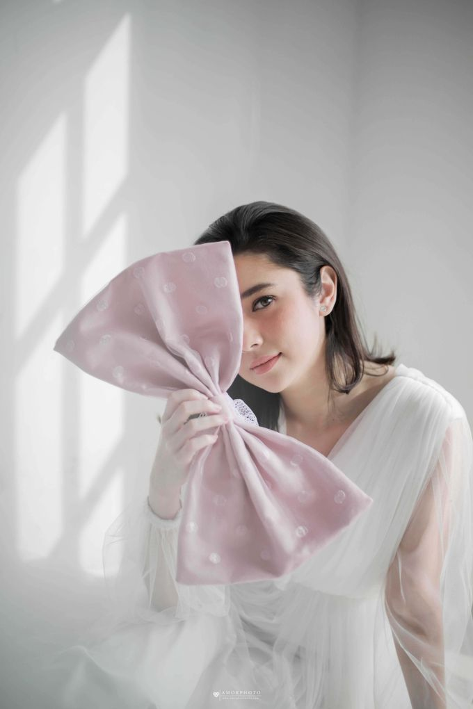 Gown Amanda Rigby by Amorphoto - 015