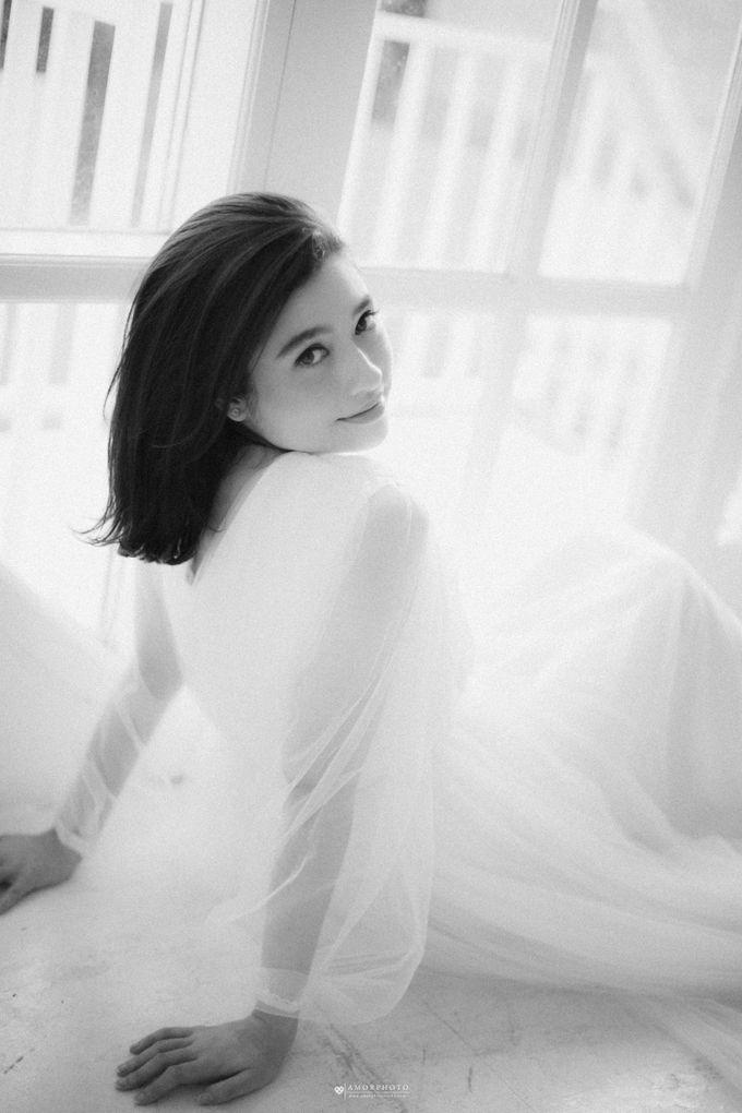 Gown Amanda Rigby by Amorphoto - 016