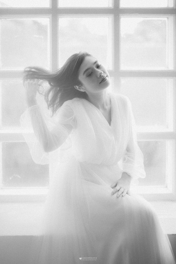 Gown Amanda Rigby by Amorphoto - 019