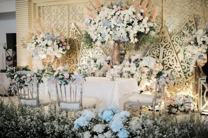 The Wedding of Granzetta & Adit Lubis by Amorphoto - 001