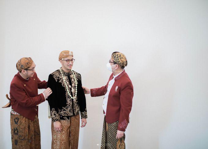 The Wedding of Granzetta & Adit Lubis by Amorphoto - 005
