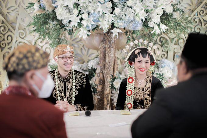 The Wedding of Granzetta & Adit Lubis by Amorphoto - 008