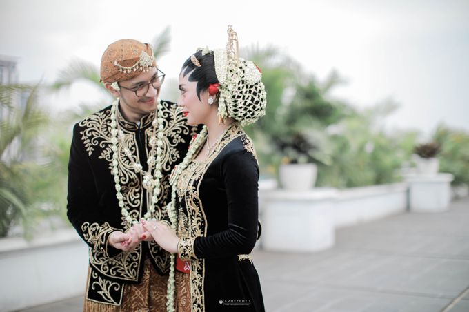 The Wedding of Granzetta & Adit Lubis by Amorphoto - 015