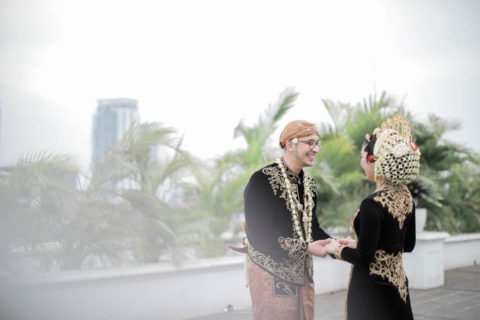 The Wedding of Granzetta & Adit Lubis by Amorphoto - 016