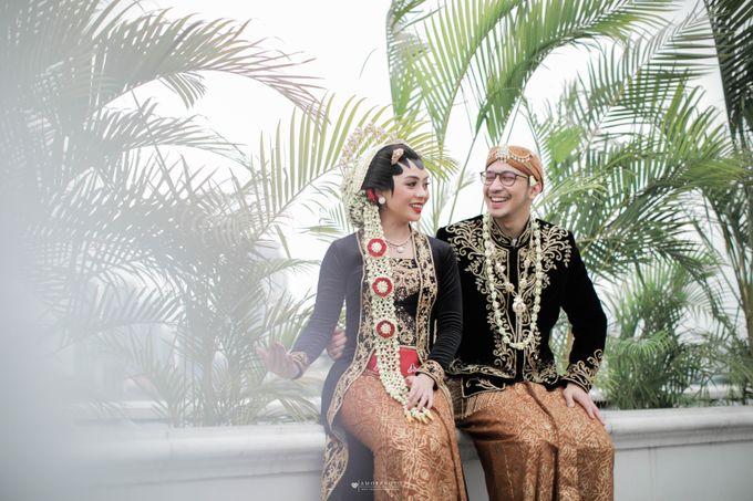 The Wedding of Granzetta & Adit Lubis by Amorphoto - 017