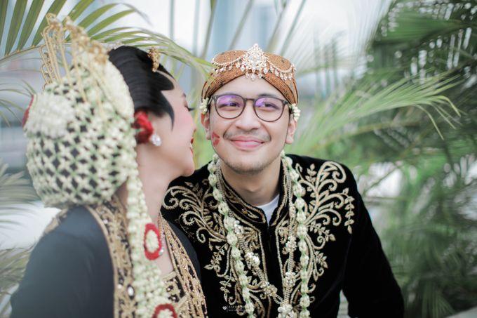 The Wedding of Granzetta & Adit Lubis by Amorphoto - 018