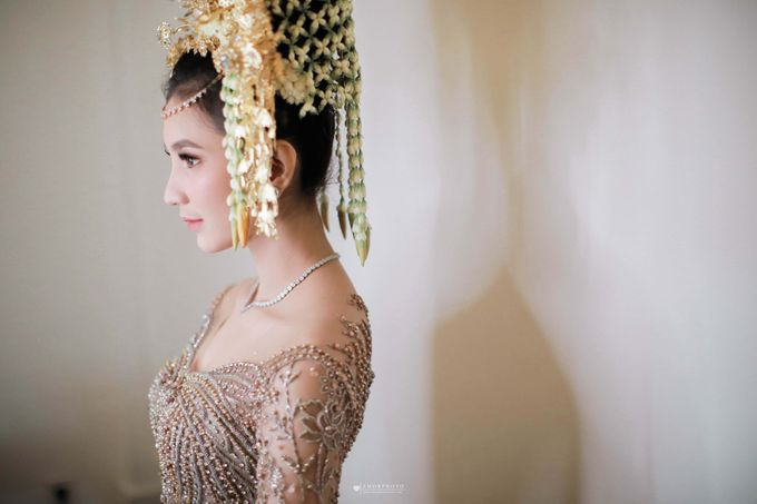 The wedding of Nazela & Rivali by Amorphoto - 003