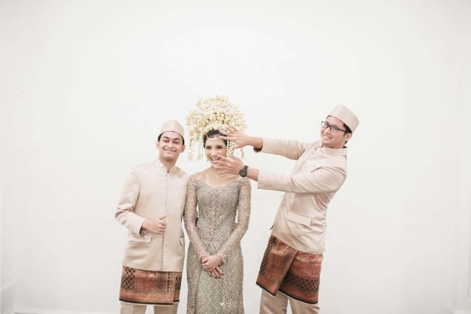 The wedding of Nazela & Rivali by Amorphoto - 009