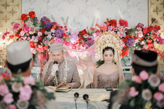 The wedding of Nazela & Rivali by Amorphoto - 013