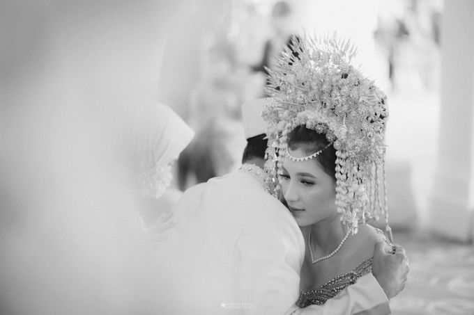 The wedding of Nazela & Rivali by Amorphoto - 019