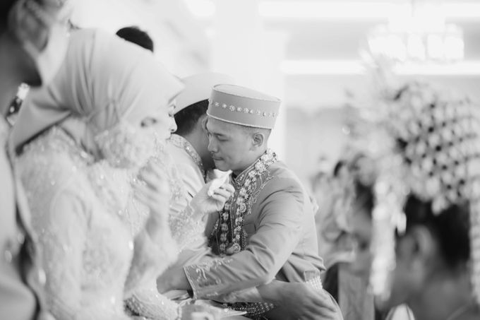 The wedding of Nazela & Rivali by Amorphoto - 020