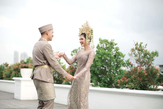 The wedding of Nazela & Rivali by Amorphoto - 028