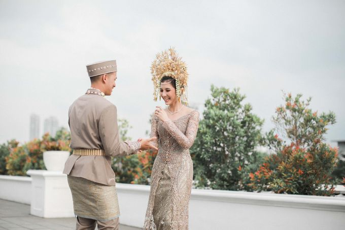 The wedding of Nazela & Rivali by Amorphoto - 025