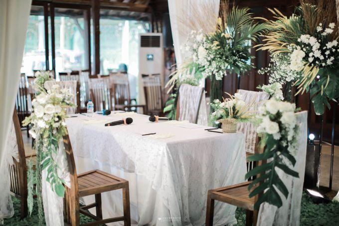 Wedding Adit Insomnia Dan Angie by Chandira Wedding Organizer - 031