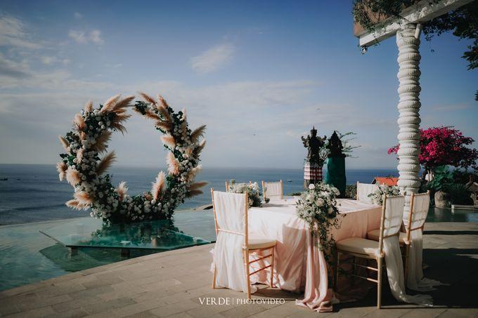 Andy & Ernie Wedding by KAMAYA BALI - 018