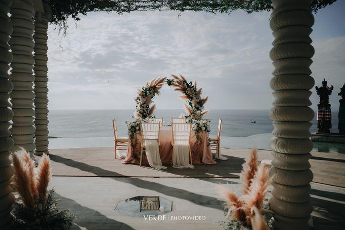 Andy & Ernie Wedding by KAMAYA BALI - 017