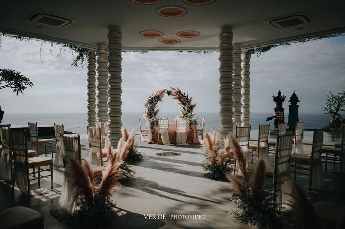Andy & Ernie Wedding by KAMAYA BALI - 015