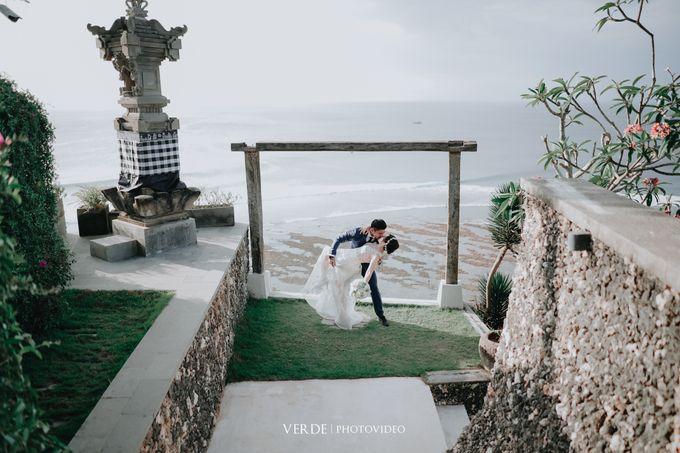 Andy & Ernie Wedding by KAMAYA BALI - 013