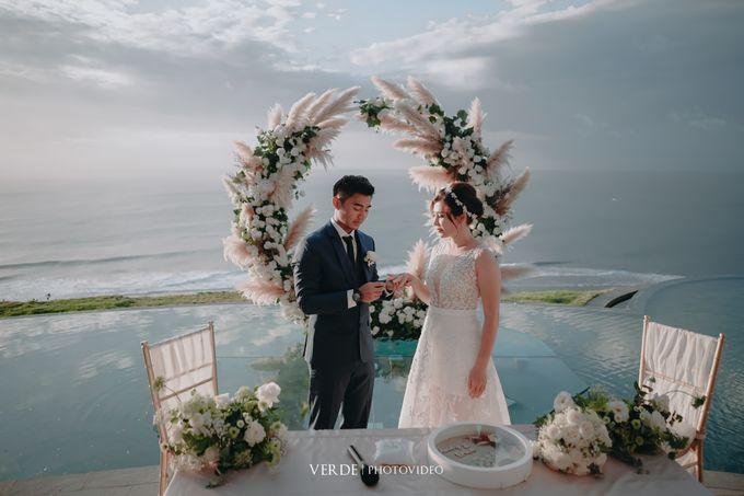 Andy & Ernie Wedding by KAMAYA BALI - 001